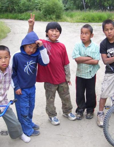 Tuluksak children