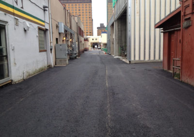 Downtown Alleyway Improvement