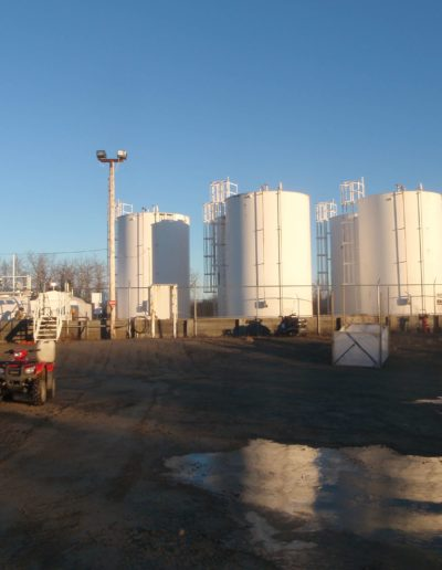 Akiak Fuel Storage Facility