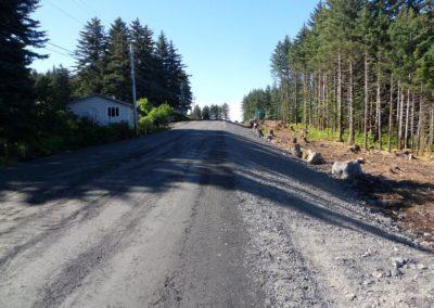 Ouzinkie F-Street Project
